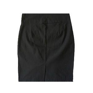 NWOT🎉 Black Stretchy Pencil Skirt